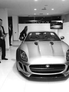 Introducing the Jaguar F-TYPE